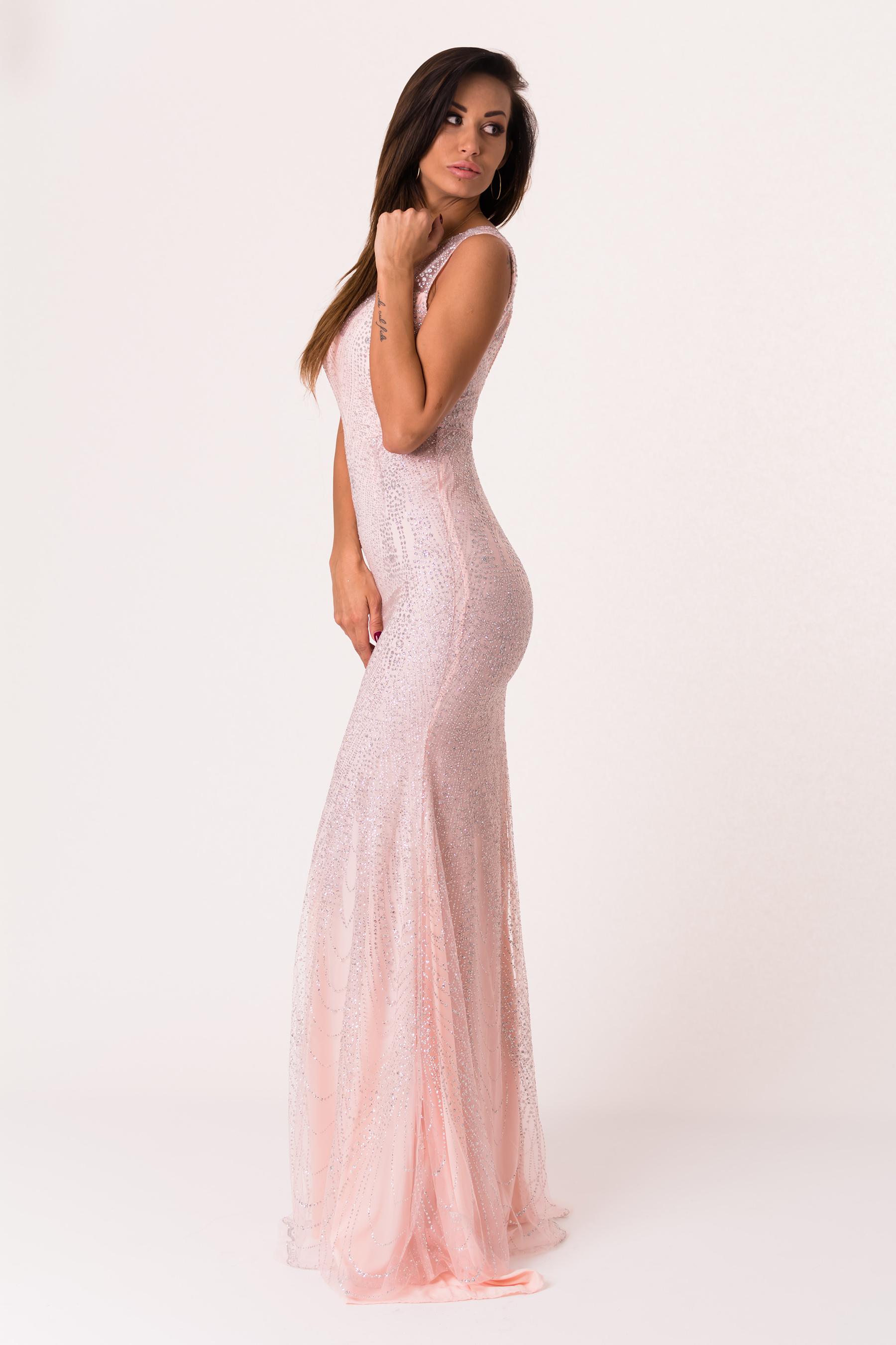 Soky Soka Dress Ping 46016 2