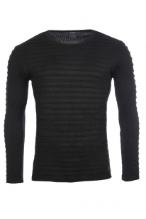 SWEATER - BLACK 27005-1