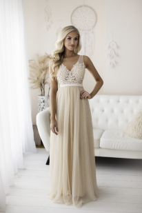 SENAT SPECIAL DRESS BEIGE 64014-2