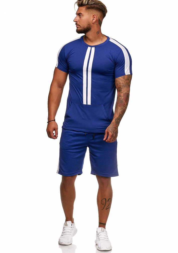 SWEAT SUIT MAN- BLUE 59006-2
