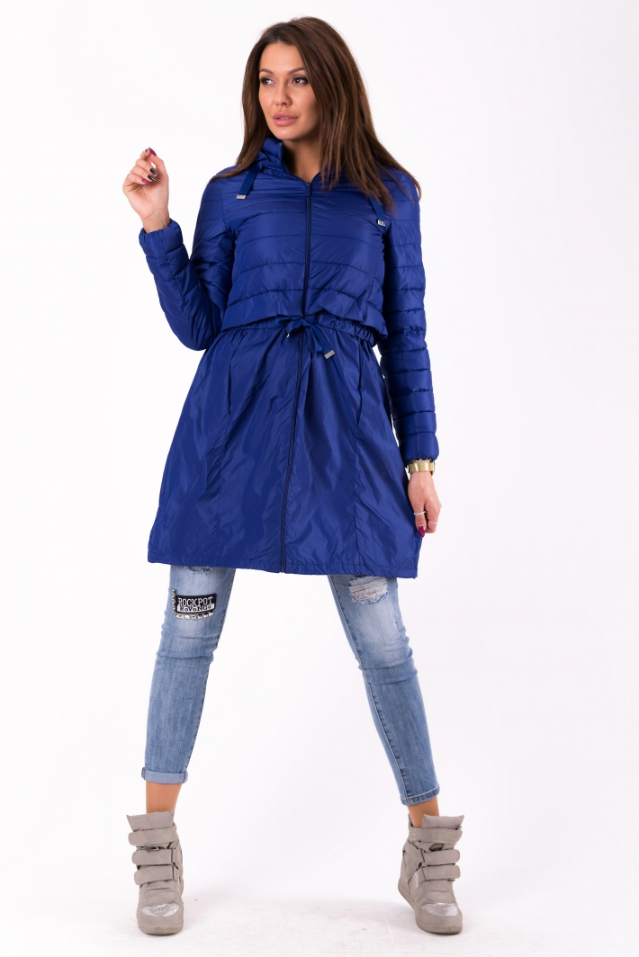 COAT -ROYAL BLUE 46034-3