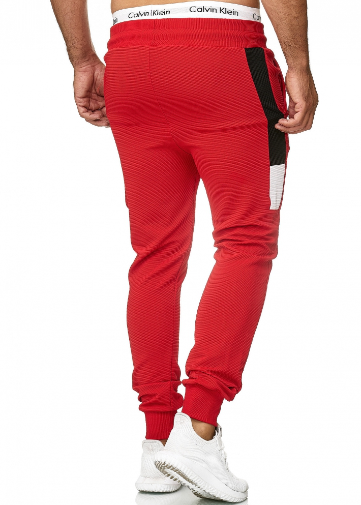PANTS -RED 52010-4