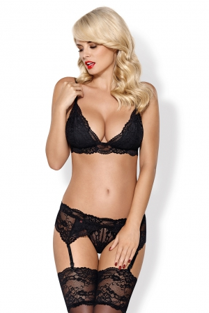 OBSSESIVE sexy lace set 50014-7