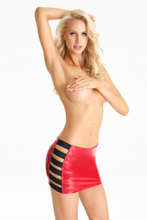 SEXY SKIRT WITH RUBBERS SK073 - 7HEAVEN