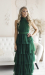 SENAT VENUS DRESS BOOTLE GREEN64011-1